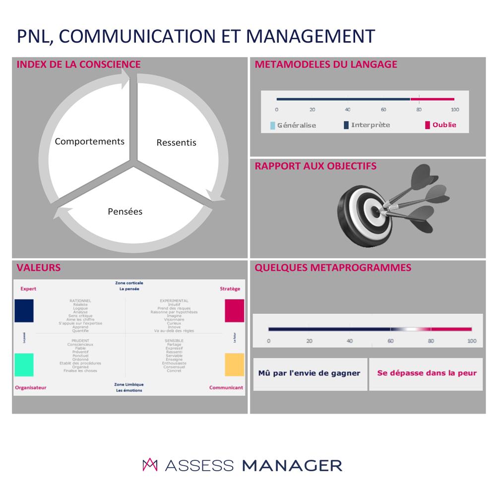 PNL Programmation peurolinguistique - un outil précieux pour le manager